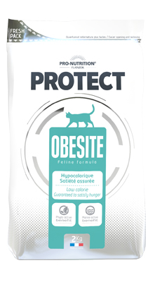 Alimentation pour chat - Protect